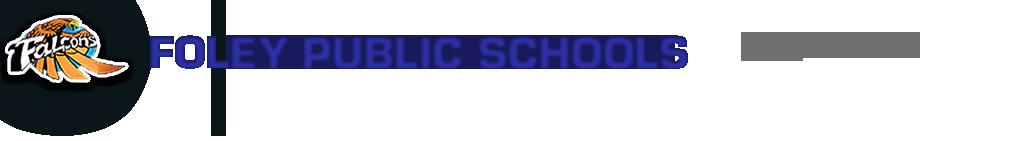 Foley Public Schools, Foley, MN subsite header. July, 2015