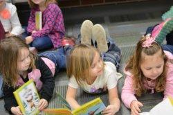 ECFE Preschoolers - Foley Elementary, Foley, MN.  Dec., 2015