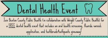 Free Benton County Dental Health Event