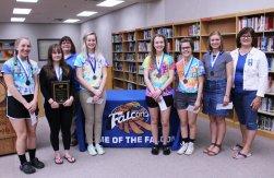 Optimist Club Essay Contest Award Winners