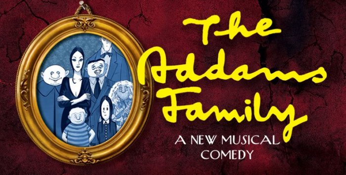 """2019 Spring Musical: """"The Addams Family"""""""