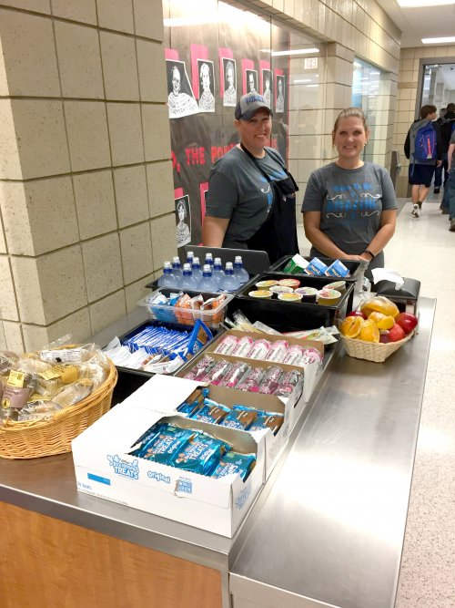 Second Chance Breakfast now offered at Foley High School immediately following 1st Hour.