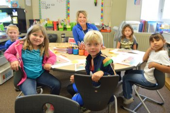 Foley Elementary First Graders